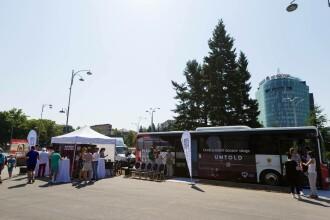 Doneaza sange la caravana mobila si mergi gratis la UNTOLD!