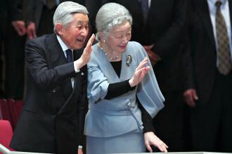 Decizie fara precedent in istoria Japoniei. Imparatul Akihito ar urma sa abdice, dupa 27 de ani pe tronul tarii