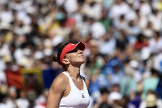 Simona Halep castiga finala Bucharest Open in doar 47 de minute. Victoria fantastica obtinuta in fata Anastasjiei Sevastova