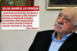 Legaturile indirecte cu Romania ale lui Fettulah Gulen, inamicul lui Erdogan. In Germania, o scoala a sa a fost atacata