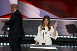 Melania Trump da in judecata o celebra publicatie, care a scris despre ea ca a lucrat ca escorta