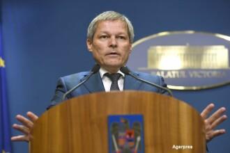 Dacian Ciolos, ultima declaratie ca prim-ministru.