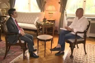 Interviu Stirile ProTV. Catalin Radu Tanase a stat de vorba cu ambasadorul Turciei in Romania despre lovitura de stat esuata