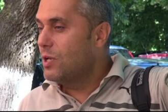 Un barbat din Galati, la un pas sa fie calcat de politie pe