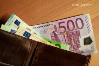 Bancnota euro care va disparea in curand din cauza infractiunilor. Cum poti sa recunosti banii falsi