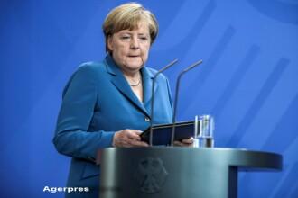 Atac armat cu doi morti la un spital din Berlin. Angela Merkel isi intrerupe vacanta din cauza valului de violente