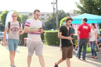 Pokemon Go a umplut parcurile din tara. Ce s-a intamplat sambata in Iasi si Timisoara