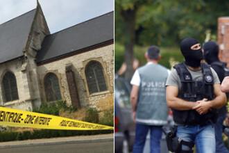 Preot ucis intr-o biserica din Franta de militanti ISIS.