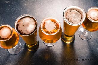 Studiul pentru care voluntarii au baut bere zi de zi 2 luni. Rezultatele surprinzatoare descoperite de un cercetator din Cluj