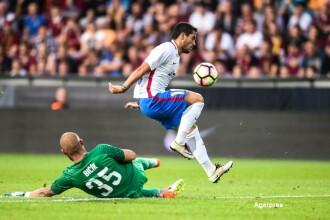 SPARTA PRAGA-STEAUA 1-1. Stanciu a marcat un gol superb, iar Steaua e la un pas de calificarea in playoff-ul Champions League
