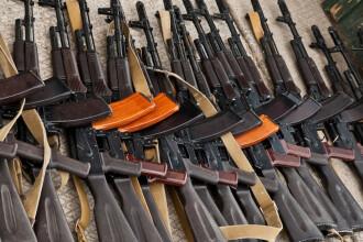 Romania, printre tarile care exporta in Siria arme ce ajung chiar si la ISIS. Reactia autoritatilor: