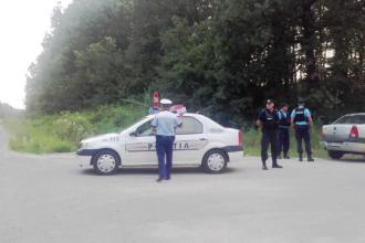 Doi detinuti acuzati de omor si furt au evadat din Penitenciarul Timisoara. Unul dintre ei a fost prins in Caras-Severin