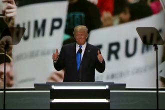 Donald Trump a negat acuzatiile ca ar avea legaturi cu Moscova: