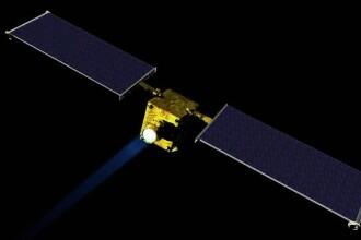 NASA va ciocni o racheta cu un asteroid, pentru a vedea daca ii poate devia traiectoria