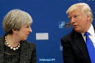 Trump ar fi declarat ca nu va merge la Londra pana nu i se garanteaza