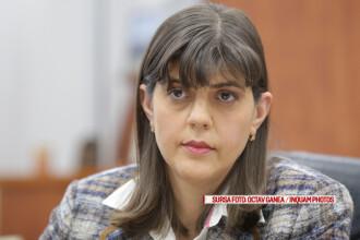 """Prima reacție a Laurei Kovesi după anunțul lui Tudorel Toader: """"Voi răspunde tuturor afirmaţiilor ministrului"""""""