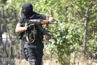 Focuri de arma trase la granita cu Ucraina. Pe cine urmareau politistii de Frontiera