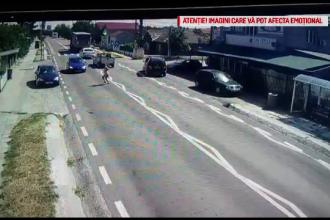 Femeie din Constanta, in stare grava dupa ce a traversat printr-un loc nepermis si a fost lovita de masina