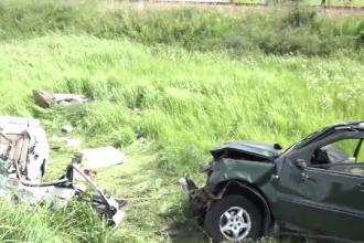 Politistii au stabilit cine este vinovatul pentru accidentul cu 4 morti. Tanarul de 21 de ani care a produs drama