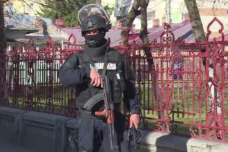 Adolescent de 17 ani, trimis in judecata pentru terorism dupa doua alarme false cu bomba la licee din Targoviste