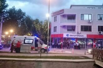 Atac armat in Turcia. Un politist a fost ucis, iar o persoana a fost luata ostatica. Cum s-a terminat totul