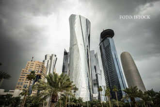 Qatarul a raspuns la ultimatumul celor 4 state arabe care il boicoteaza.