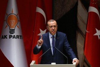 Erdogan sugerează eliberarea pastorului american în schimbul extrădării lui Gulen