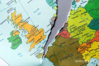 Brexitul trasează granițe neașteptate în UE. Frontiera care amenință unitatea Regatului
