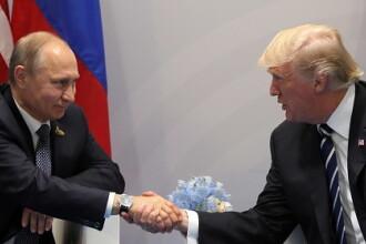 Rusia si SUA anunta un acord de armistitiu in sud-vestul Siriei. Ce au discutat Trump si Putin la prima lor intalnire la G20