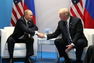 Trump ii face pe plac lui Putin, pentru a imbunatati relatiile cu Rusia. Programul CIA de formare a rebelilor sirieni, oprit