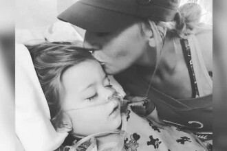 A fost diagnosticata cu cancer, dar acum are o speranta. O fata a facut un triplu transplant pentru inlocuirea organelor
