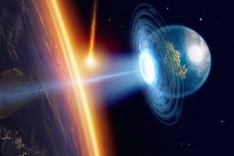 Cercetatorii chinezii au reusit, in premiera mondiala, teleportarea cuantica intre Pamant si spatiu