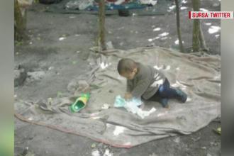 Un primar francez a postat imagini bulversante cu migranti. Prelungirea acordului UE-Turcia e incerta