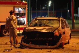 Dezastrul provocat de o soferita din Timisoara in miez de noapte. De unde se intorcea femeia de 40 de ani