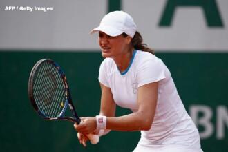 Monica Niculescu, învinsă de Caroline Wozniacki la turneul de la Doha
