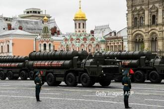 Turcia va cumpara cel mai avansat sistem antiracheta rus, in schimbul a 2,5 milioarde de dolari