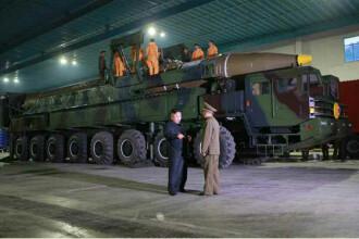 Kim Jong-Un ameninţă cu războiul de Anul Nou. Ţara împotriva căreia ar putea lansa rachete