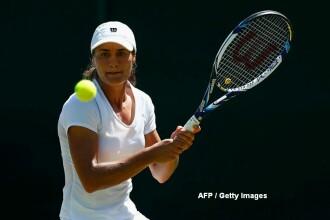 Monica Niculescu, invinsa in finala de dublu feminin de la Wimbledon in 54 de minute: 0-6; 0-6