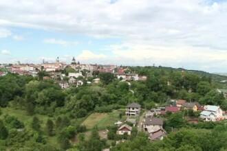 Orasul din Romania ales de UE