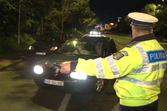 Un sofer baut din Capitala a fost urmarit, dupa ce nu a oprit la semnalul politistilor. Amenzile uriase aplicate de agenti