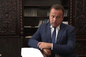 Liviu Pop, în plenul Senatului: Greşelile se pot corecta, erorile nu