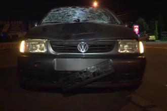 Un pieton a murit dupa ce a fost izbit de o masina la iesirea din Capitala.