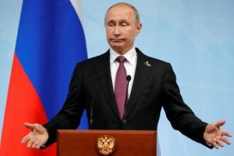 Vladimir Putin avertizeaza Statele Unite: