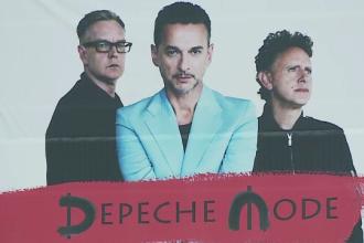 Ultimele detalii despre concertul Depeche Mode de la Cluj: program si reguli de acces