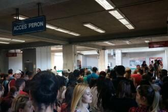 Ministrul Transporturilor promite sisteme de siguranță la metrou, în 2018