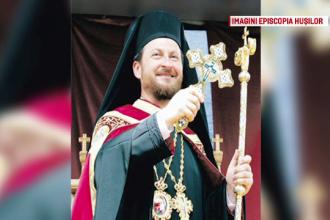 Episcopul de Husi apare nu in unul, ci in 8 filme compromitatoare. Anuntul facut de Patriarhia Romana:
