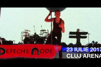 Martin Gore implineste 56 de ani in ziua concertului de la Cluj. Surprizele pregatite pentru fanii Depeche Mode