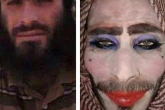 In speranta ca vor putea parasi orasul irakian Mosul, militantii ISIS s-au deghizat in femei. Ce i-a dat de gol. FOTO