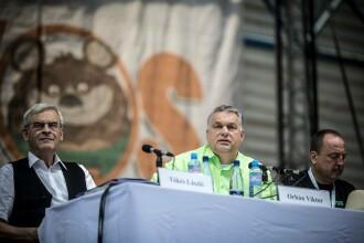Incidente in timpul discursului lui Viktor Orban in Harghita. Mesajul premierului pentru ungurii din Romania. VIDEO