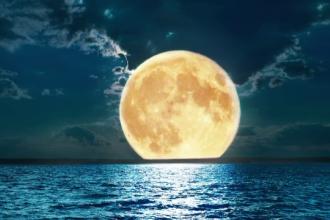 Sub suprafata arida si neprimitoare, Luna ascunde rezerve surprinzator de mari de apa. Descoperirea cercetatorilor americani